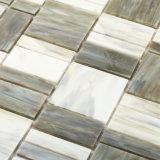 Американская плитка мозаики цветного стекла стены кухни конструкции