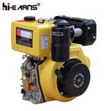 Dieselmotor met de Gele Kleur van de Filter van de Lucht van het Bad van de Olie (HR188FA)