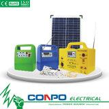 Sg1220W 20W/12V, DC (système d'éclairage solaire portable avec radio, fonction lecteur MP3)