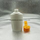 Bottiglia di plastica all'ingrosso dello sciampo con la protezione di colore