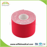 Qualitäts-physiologisches Therapie-Sport-Kinesiologie-Band hergestellt in China