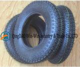 3.50-8 Roda de borracha pneumática com borda de aço