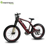 [26ينش] [750و] يعشّق محرّك 10 سرعة باردة تصميم سمين إطار العجلة درّاجة كهربائيّة