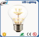 Glühlampe A19 neue der Entwurfs-moderne Art-eindeutige sternenklare Gaststätte-LED