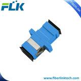 광섬유 접합기 Sc 싱글모드 다중 상태 Sm mm Om3 Om4 Upc/APC/PC 단순한 쌍신회로