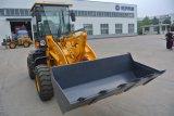 2018 nieuwe Stijl Gem918 de Lader van het Wiel van 1.3 Ton met Motor Xichai voor Kleine het Groeperen Installatie