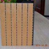 Деревянные перфорированные панели MGO с канавками акустические