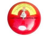 Extintor colgante salvado automático del polvo seco extrafino de la calidad de la presión