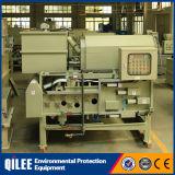 回転式ドラム厚化の排水処理の沈積物の排水機械