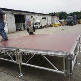 Ausgezeichnetes bewegliches Brückeen-Stadiums-Aluminium-Aluminiumstadium