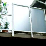 Balcon en verre feuilleté de rambardes de sécurité pour la construction d'un balcon