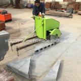 Сегменте панельного домостроения в бетонную стену резак для легкого панели