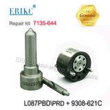 ノズルL087prdを含むErikcのディーゼル燃料の注入器の分解検査キット7135-644およびEjbr01701z/Ejbr04101dのための弁9308-621c
