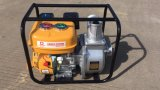 3インドの市場のためのインチ(80mm) Wp30Kの農業の潅漑ガソリン開始の燈油の流水ポンプ