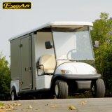 アルミニウム2シートの電気ゴルフ輸送のカート