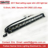 Individual Ginto Slim Row 144W 50.6 '' LED Light Bar