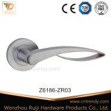 Het Handvat van de Klink van de Hefboom van de Voordeur van het Aluminium van de Legering van het Zink van Tendy (z6183-zr09)