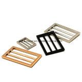 L'inarcamento concentrare in lega di zinco del cursore della barra del metallo caldo di vendita per il sacchetto parte gli accessori delle merci del cuoio di pattini dell'inarcamento di cinghia (HS0005, HS5019)