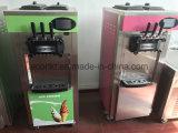 Пол прямой связи с розничной торговлей фабрики стоя мягкая машина мороженного обслуживания