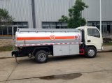 6 caminhão do depósito de gasolina das rodas 4X2 Dongfeng 145 170HP