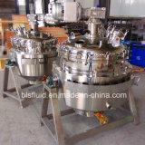 Máquina de cozimento inoxidável industrial do misturador da geléia do LPG