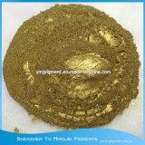 El polvo de oro de bronce/Metal de pigmento en polvo de oro en polvo de oro y cobre