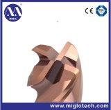 맷돌로 가는 절단기 (MC-100058)를 형성하는 주문을 받아서 만들어진 절단 도구 단단한 탄화물 공구