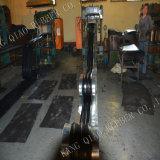 فولاذ حاسة مركب مطّاطة [وترستوب] لأنّ هندسة بناء مسيكة