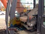 Máquina de construção usados escavadeira hidráulica Hitachi ZX240 escavadora de rastos para venda