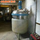 El tanque de mezcla del reactor para la reacción