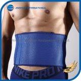 Justierbare Lendengegend-Klammer-Sitzträger-Riemen-unterere Rückseiten-Schmerz-Entlastung für Sport-Black&Blue
