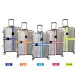 Mode de vente à chaud de haute qualité de la publicité promotionnelle PP réglable Polyester valise Bagages La courroie de la sangle