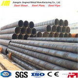 Contruction Materials/ASTM A252の高力螺線形によって溶接される鋼管