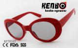 Lunettes de soleil Kp70347 de forme d'oeufs de mode