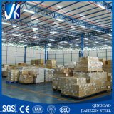 가벼운 강철 건축 디자인 Prefabricated 작업장 큰 경간 강철 구조물