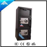 Deposito sicuro con blocco meccanico per uso domestico e ufficio