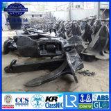 el ancla LR de 10500kg Stockless Pasillo certifica