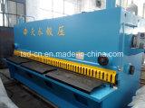 Cesoie idrauliche della ghigliottina/macchina di taglio/macchina per il taglio di metalli (QC11Y-6X4000)