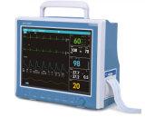 Machine van de Monitor ECG van de multiparameter de Geduldige