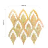 Qualitäts-Küche-Wand-Fliese-Buntglas-Mosaik für Verkauf