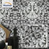 Graue Küche-Wand-Fliese Backsplash Mosaik-Glas-Dekoration-Mosaik-Fliesen