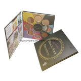 A aussi fait face au petit livre noir de la palette de fard à paupières de couleur de Bronzers 8