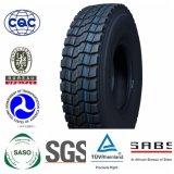 중국 공장 드라이브 위치 강철 광선 트럭 타이어 TBR