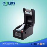 O LAN de série do USB do melhor preço Ocbp-005 move a impressora térmica do código de barras da etiqueta