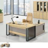 Bureau en bois de formation de conférence de bureau avec la patte en métal