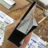 Un prezzo di fabbrica del profilo d'acciaio del testo fisso del portello di Stainlesss di 304 colori