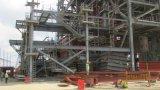 Estructura de acero de la caldera para el uso industrial