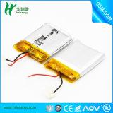 China Bateria Recarregável de fornecedor 102050 3.7V 1000mAh de polímero de lítio para pequenas helicóptero, GPS, MP3, MP4 etc