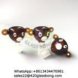 Smoking Water Pipes를 위한 상한 Animal Cartoon Glass Bowls Adapter