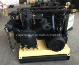 tipo compresor del pistón 30bar de aire de alta presión para soplar de la botella del animal doméstico